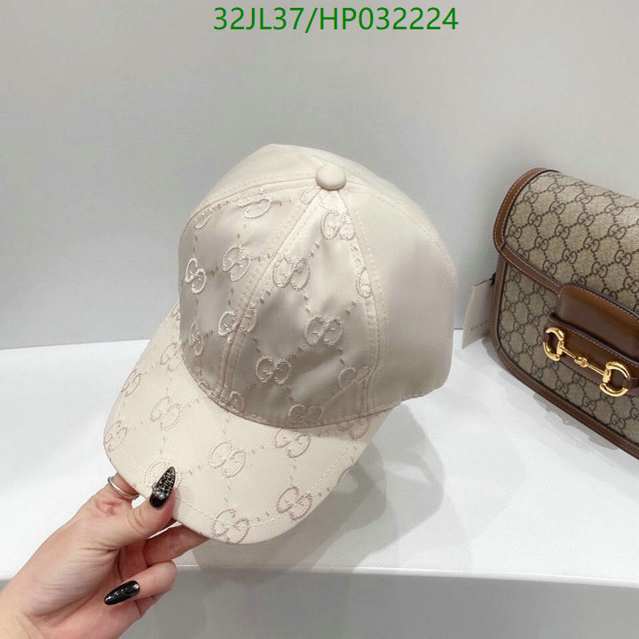 Gucci fashionable simple solid color hat men's sun hat women's baseball cap