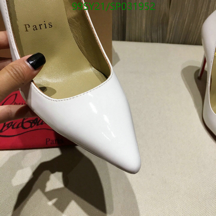 Christian Louboutin multicolor high-heeled shoes ladies fashion high-heeled shoes 2021 new ladies stiletto CL shoes