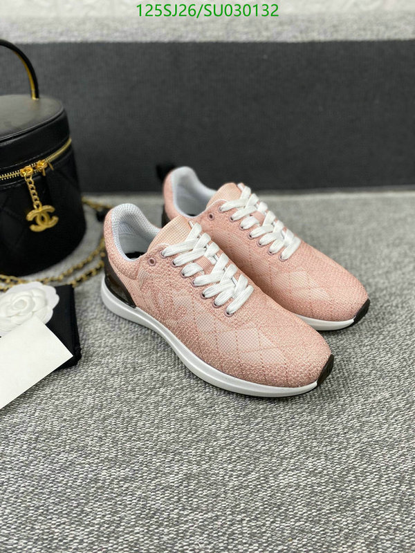 CHANEL fashion casual sports shoes women's casual shoes thick-soled flat-soled outdoor shoes comfortable and breathable sneakers women's shoes