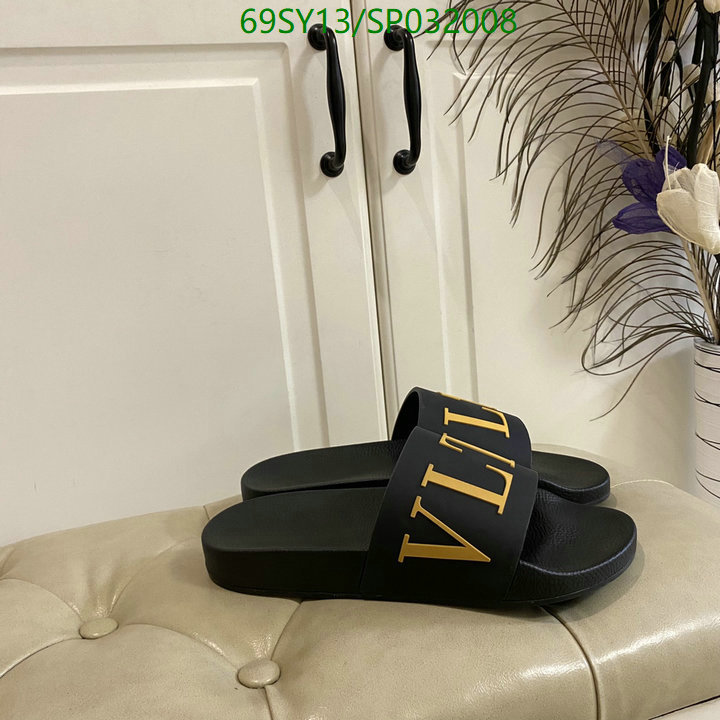 Valentino 2021 new couple indoor home slippers bath non-slip men's slippers men's and women's shoes