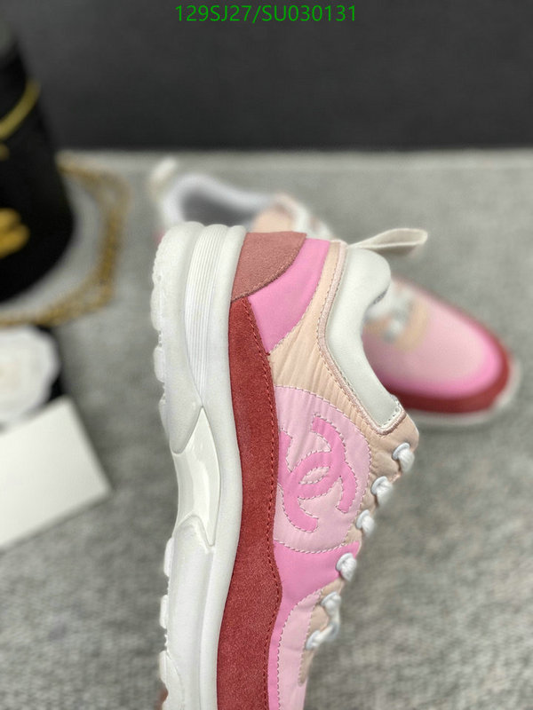 Chanel outdoor lightweight sports shoes casual walking thick-soled men's sports  shoes ladies breathable casual shoes men's and women's shoes