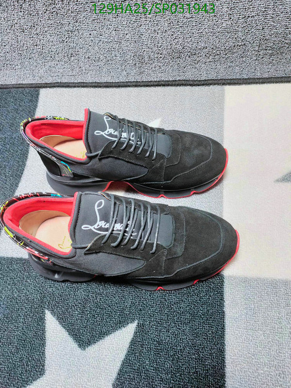 Christian Louboutin outdoor sports shoes couple shoes men's casual shoes