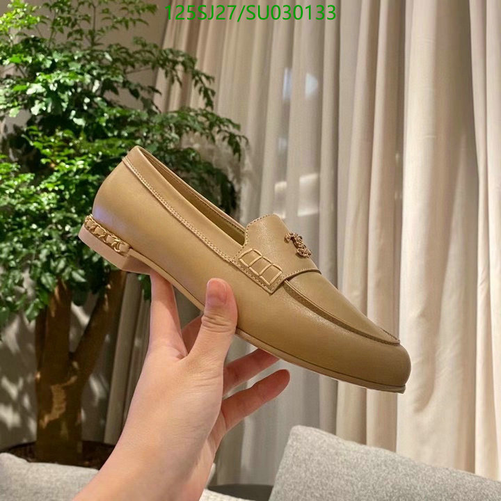 CHANEL fashion deep-mouth shoes loafers outdoor casual shoes women's shoes
