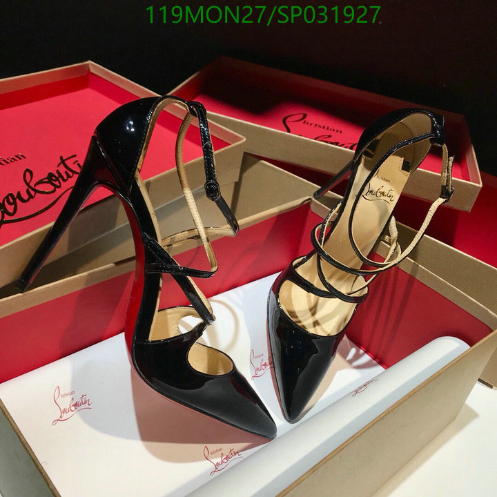 Christian Louboutin women's shoes good-quality pointed shoes 10CM high heels stiletto black and pink patent leather shoes